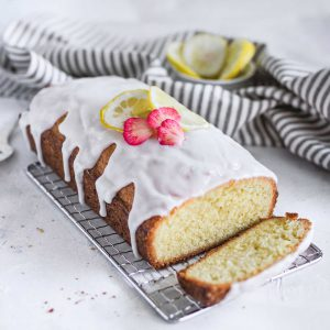 glazed-cake-with-lemon
